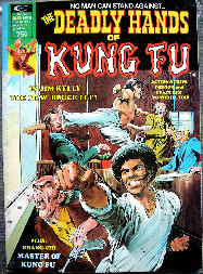 the deadly hands of kung fu